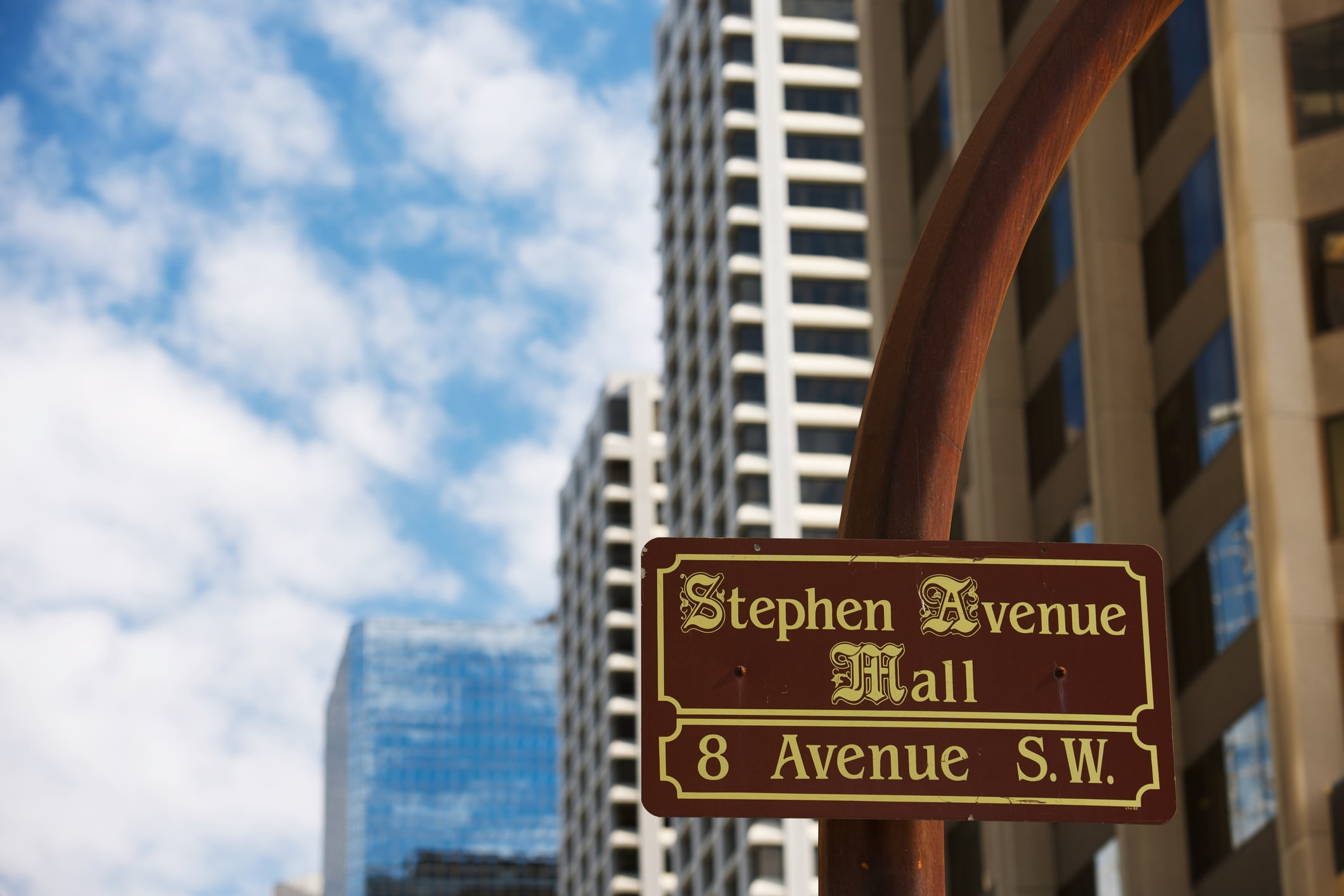 Street Naming Conventions - Calgary Edition
