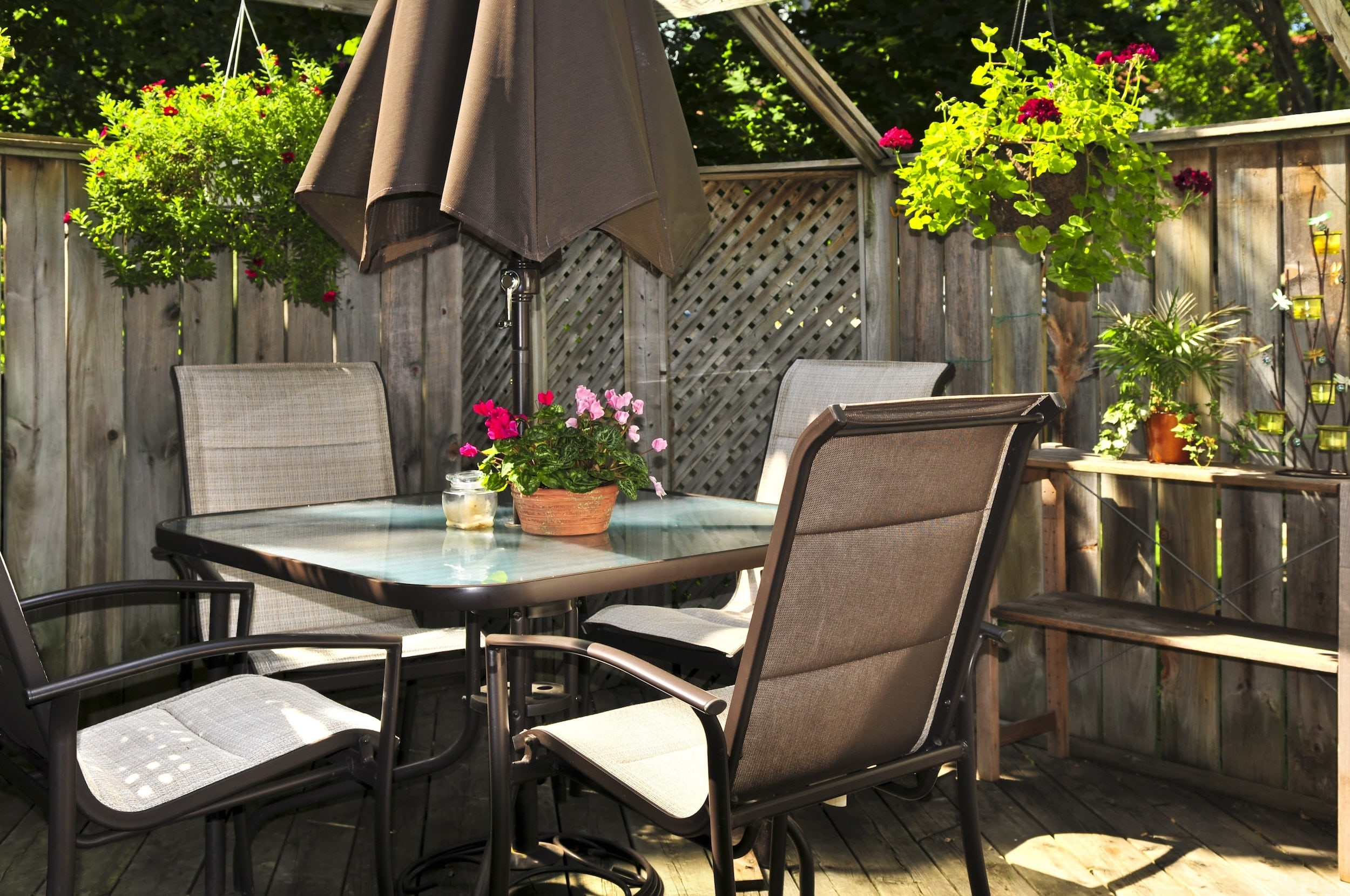 The Top Patio Furniture Trends for 2018