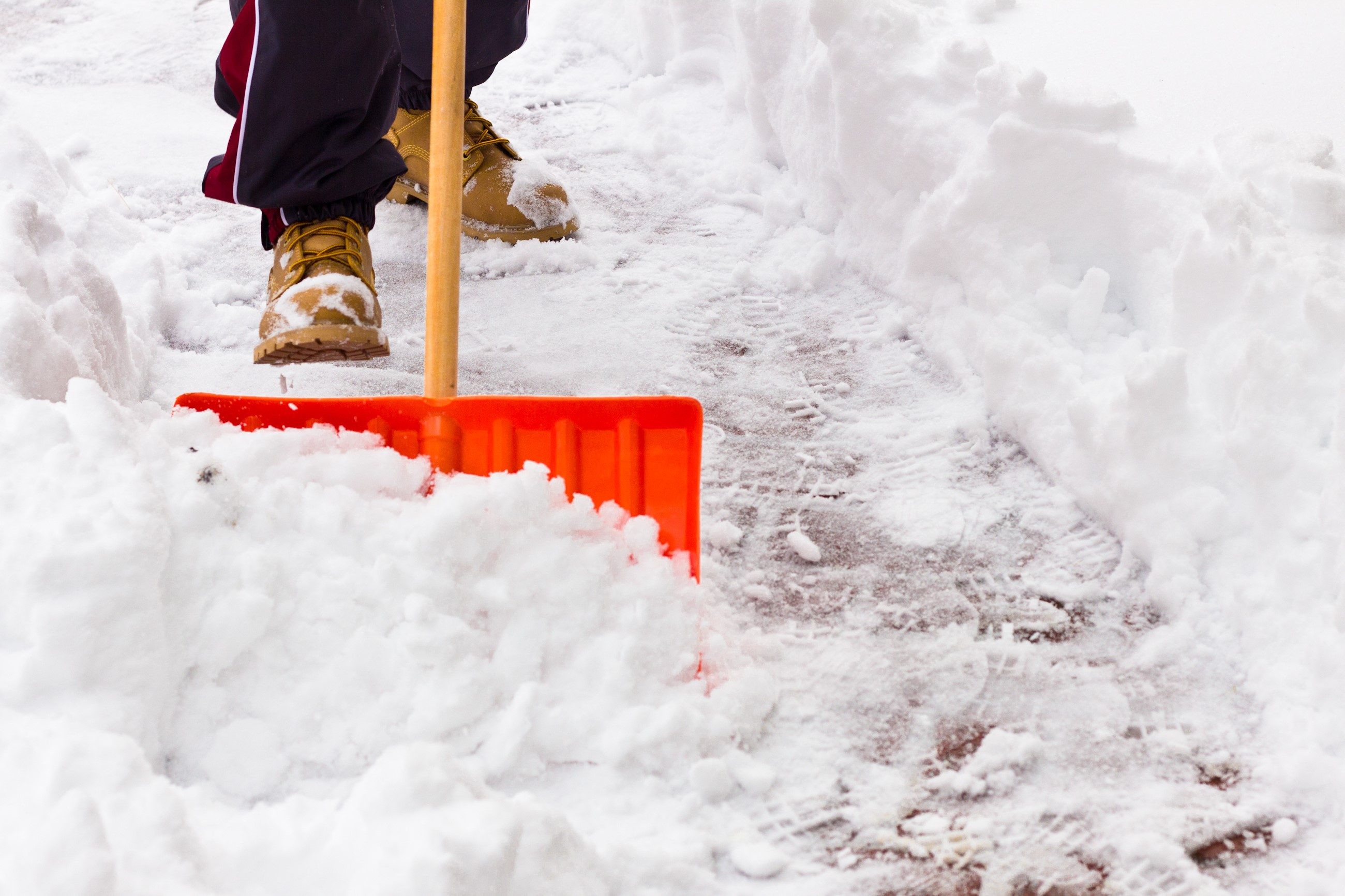 How Snow Removal Works in New Communities